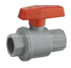 PVC New Compact Ball Valve (GT297) pictures & photos