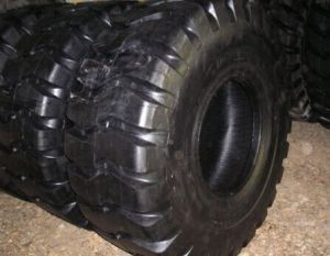 Tires for Volvo L160 Wheel Loader pictures & photos
