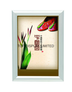 Aluminium Clip Frames Picture Photo Movie Poster Open Signs pictures & photos