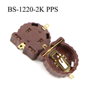 Battery Holder for Cr1220 (BS-1220-2k PPS) pictures & photos