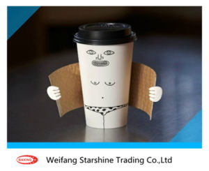 250g Double PE Coated Paper for Make Coffee Cup