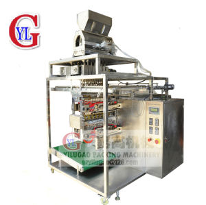 Granules Sugar Coffee 4 Side Sealing Sachet Packing Machine (DXD-480K) pictures & photos