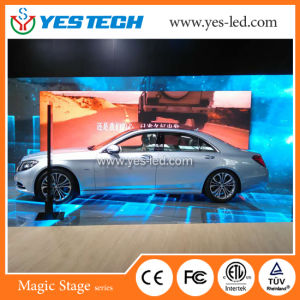 Flexible LED Curtain Display Screen for Indoor Stage/Event Background pictures & photos