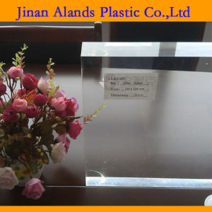 Diamond Polishing Thick Acrylic PMMA Block pictures & photos