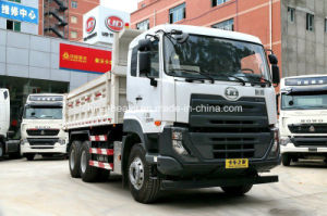 Diesel Ud 380 HP 6X4 Heavy Nissan Dump Truck/Dumper Truck pictures & photos