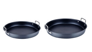 Bakeware /Alu. Paella Pan (MY5038H--MY5049H) pictures & photos