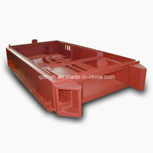 High Quality Custom Fabricated Metal Welding Parts for Machinery pictures & photos