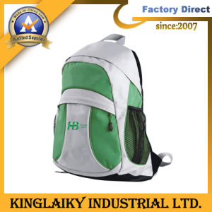 2016 Back Pack/ School Bag with Logo for Promotion (KBP-1) pictures & photos