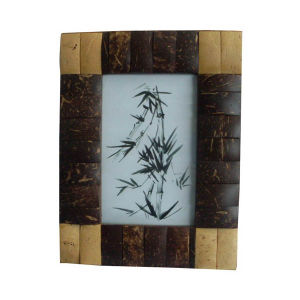 Weaving Photo Frame Rattan Photoframe Picture Frame pictures & photos