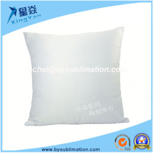 Square Sublimation Suede Pillow Cover pictures & photos