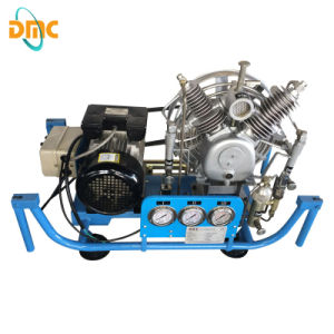 800L/Min 300bar 4500psi Compressor for Scuba Diving Breathing pictures & photos