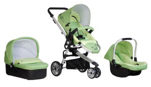 3 Wheels Children Stroller/Baby Pram/Baby Buggy/Tricycle/Pushchair (G508)
