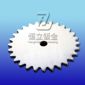 Manufacturer of CNC Laser Cutting Parts pictures & photos