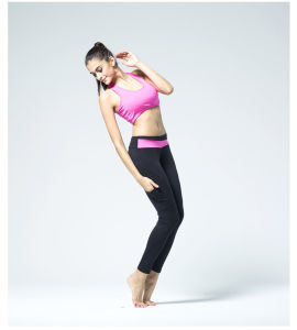 Spandex Yoga Wear Custom Yoga Clothing Women Yoga Clothing pictures & photos