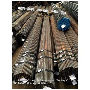 ASME SA192 Seamless Steel Pipe for High Pressure Boiler Tube pictures & photos