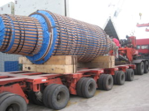 Safe Oversize Project Logistics From Shanghai to Brazil pictures & photos