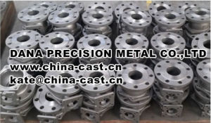 Investment Casting Valve of Stainless Steel Valve Body pictures & photos