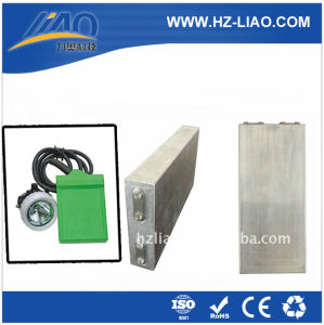 3.2V 8ah LiFePO4 Battery for Headlamp / Miner′s Lamp / Emergency Light