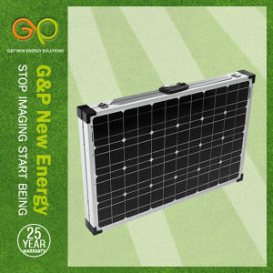 Mono Folding Solar Panel 120W 125mm (GPM120W-2F-125) pictures & photos