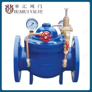 Hydraulic Control Pressure Reducing Valve for Fire-Fighting and Water Supply