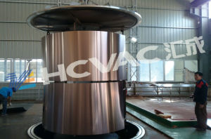 Titanium Gold/Blue/Black/Colorful Stainless Steel Sheet PVD Coating Plant/PVD Coating Machine pictures & photos
