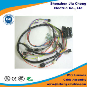 Auto Connector Wire Harness with Adaptor Type pictures & photos