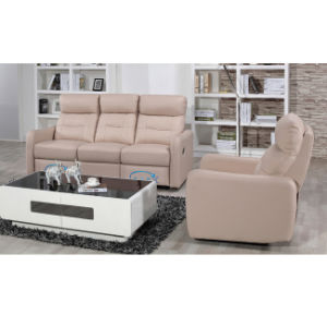 2016 New Model Modern Recliner Sofa 6039 pictures & photos
