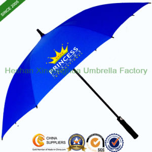 27 Inch Customized Auto Open Golf Umbrella (GOL-0027FA) pictures & photos