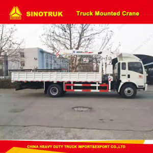 Sinotruk 4X2 10 Tons Truck Mounted Crane pictures & photos