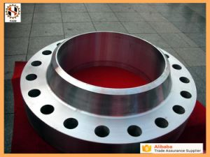 Oilfield Equipment Pipe Fitting Shipbuilding Spare Part Forged Flange pictures & photos