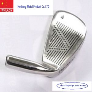 Precision Investment Lost Wax Casting Golf Club Head pictures & photos