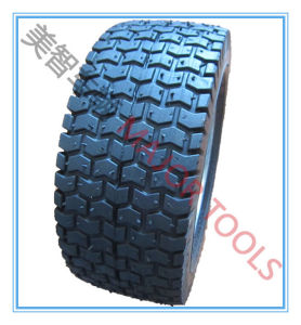 Aluminum Rim Pneumatic Rubber Wheel with PAHs Certificate pictures & photos