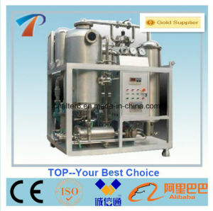 Stainless Steel Used Vegetable Oil Recycling Machine (COP-100) pictures & photos