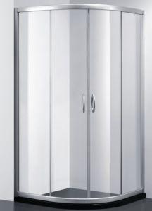 Shower Cubicle Shower Cabin Shower Room Double Sliding Shower Door 6mm Sliding Door pictures & photos