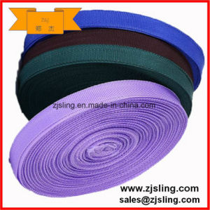 Customized Polyester Webbing 15mm-250mm Width pictures & photos