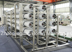 Automatic Drinking Water Purifying Machine / Water Purification System pictures & photos