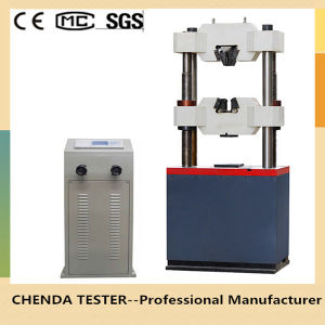 600kn Hydraulic Universal Testing Machine pictures & photos