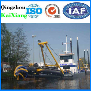 High Efficiency Sea Sand Mining Dredger pictures & photos