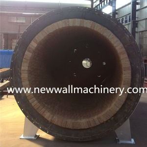60tph Rotary Type Three Drum Slag Dryer with Coal pictures & photos
