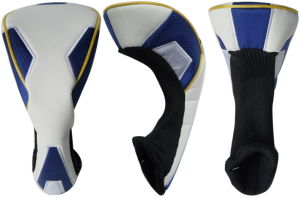 PU Golf Wood Headcover for Driver (M-9053) pictures & photos