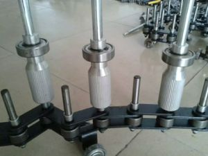 Carbon Steel Jig Pitch 38.1mm for Conveyor Chain pictures & photos