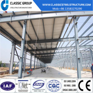 Low Cost Quick Installation Prefab Industrial Steel Structure Workshop/ Warehouse pictures & photos