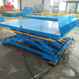 2 Ton Stationary Hydraulic Scissor Lift pictures & photos