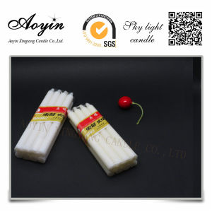9g-100g Velas Cheap Church White Candle Manufacture pictures & photos