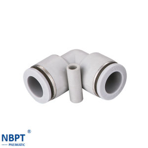 Plastic Fittings for Quick Connecting Tube Fittings pictures & photos