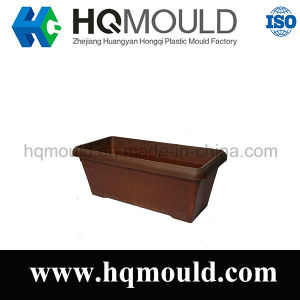 Plastic Flower Plant Pot/ Injection Mould pictures & photos