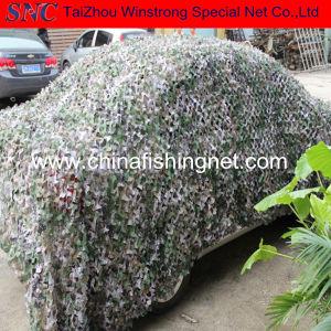 Snowfield Camouflage Net
