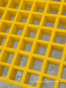 High Strength and Anti-Corrosion Perfermance FRP Fiberglass Grating pictures & photos