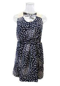 Elegant Printing Lady′s Fashion Dress (EF D8915)