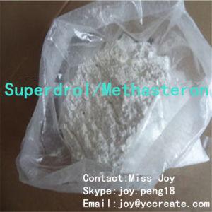 Superdrol /Methasteron Bodybuilding Steroid High Purity Methyl Drostanolone CAS 3381-88-2